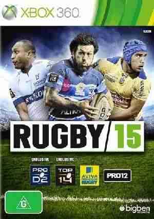 Descargar Rugby 15 [MULTI][PAL][REPACK][XDG2][STRANGE] por Torrent